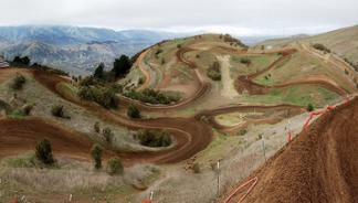 MetCalf motorcycle park
